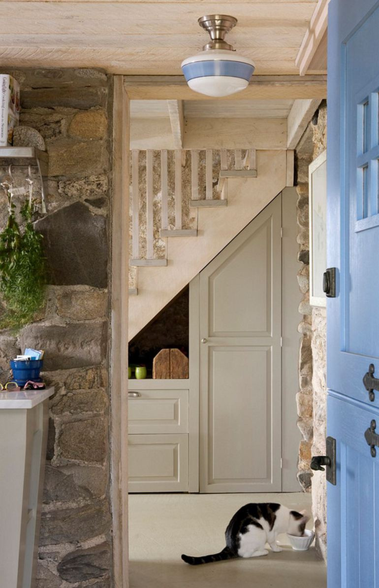 Best ideas about Under The Stairs Storage . Save or Pin Making the Most of Space Under the Stairs The Inspired Room Now.
