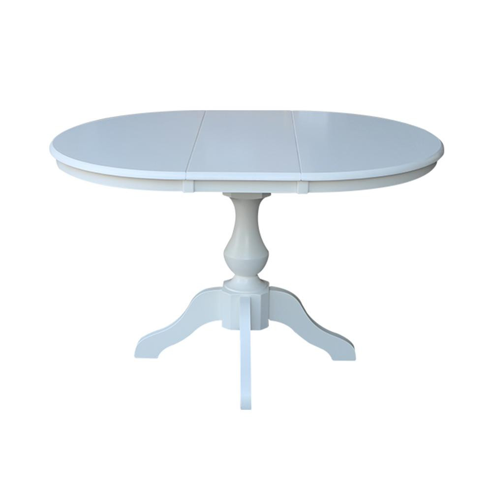 Best ideas about Unfinished Dining Table . Save or Pin International Concepts Unfinished Butterfly Leaf Dining Now.