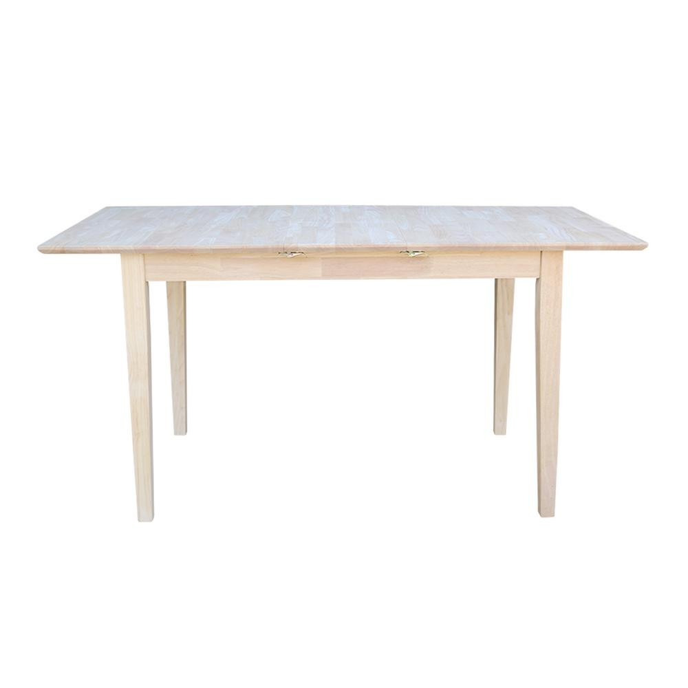 Best ideas about Unfinished Dining Table . Save or Pin International Concepts Unfinished Dining Table K T32X 30S Now.