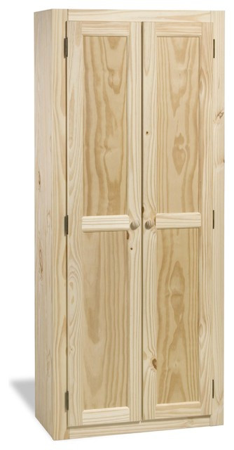Best ideas about Unfinished Pantry Cabinet . Save or Pin Just Cabinets Furniture & More Jasper Unfinished Pine Now.