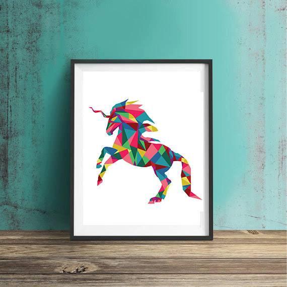 Best ideas about Unicorn Wall Art . Save or Pin Unicorn wall art Unicorn poster Unicorn printable art Unicorn Now.