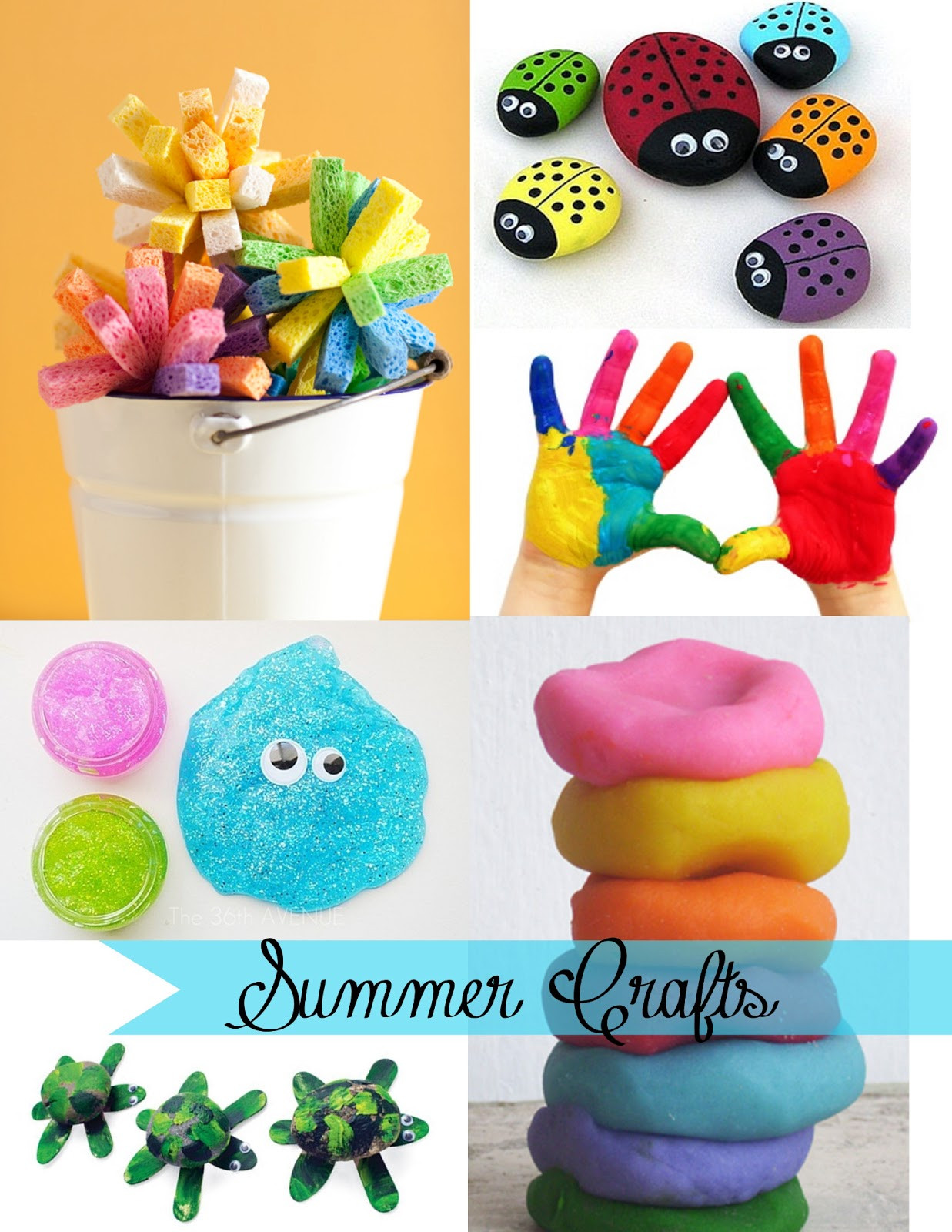 Best ideas about Unique Crafts For Kids . Save or Pin Being creative to keep my sanity Summer Crafts for Kids Now.