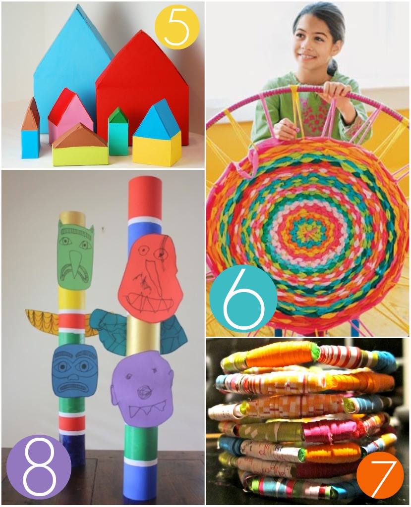 Best ideas about Unique Crafts For Kids . Save or Pin Tutorials Crafting with Kids – Oh My Handmade Now.