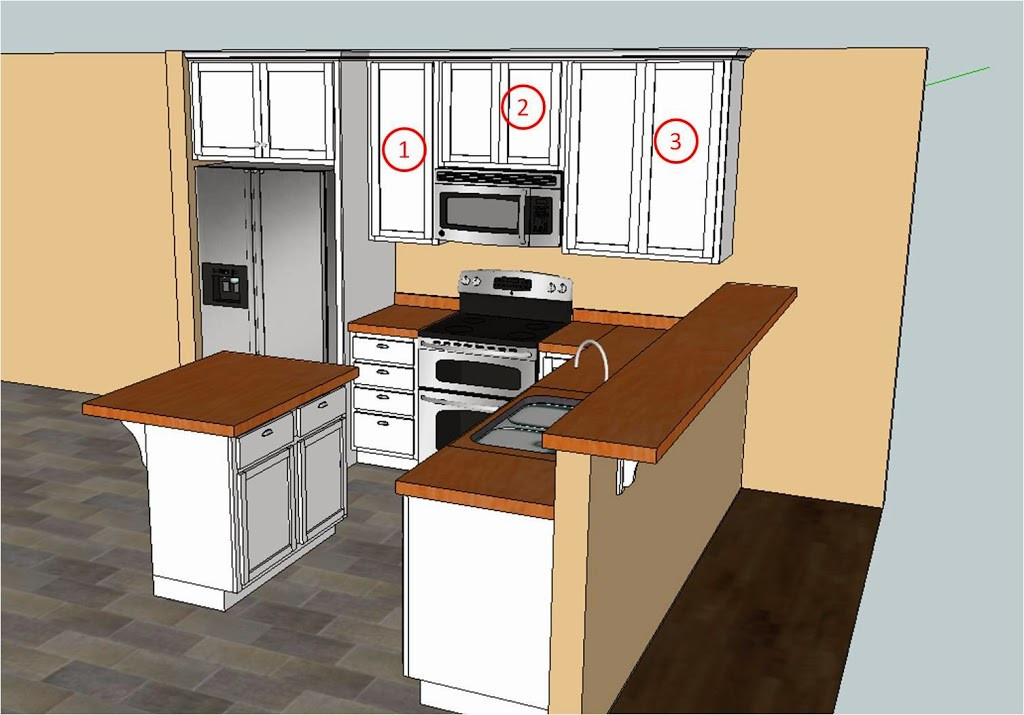 Best ideas about Upper Kitchen Cabinets . Save or Pin Upper kitchen cabinet build Now.