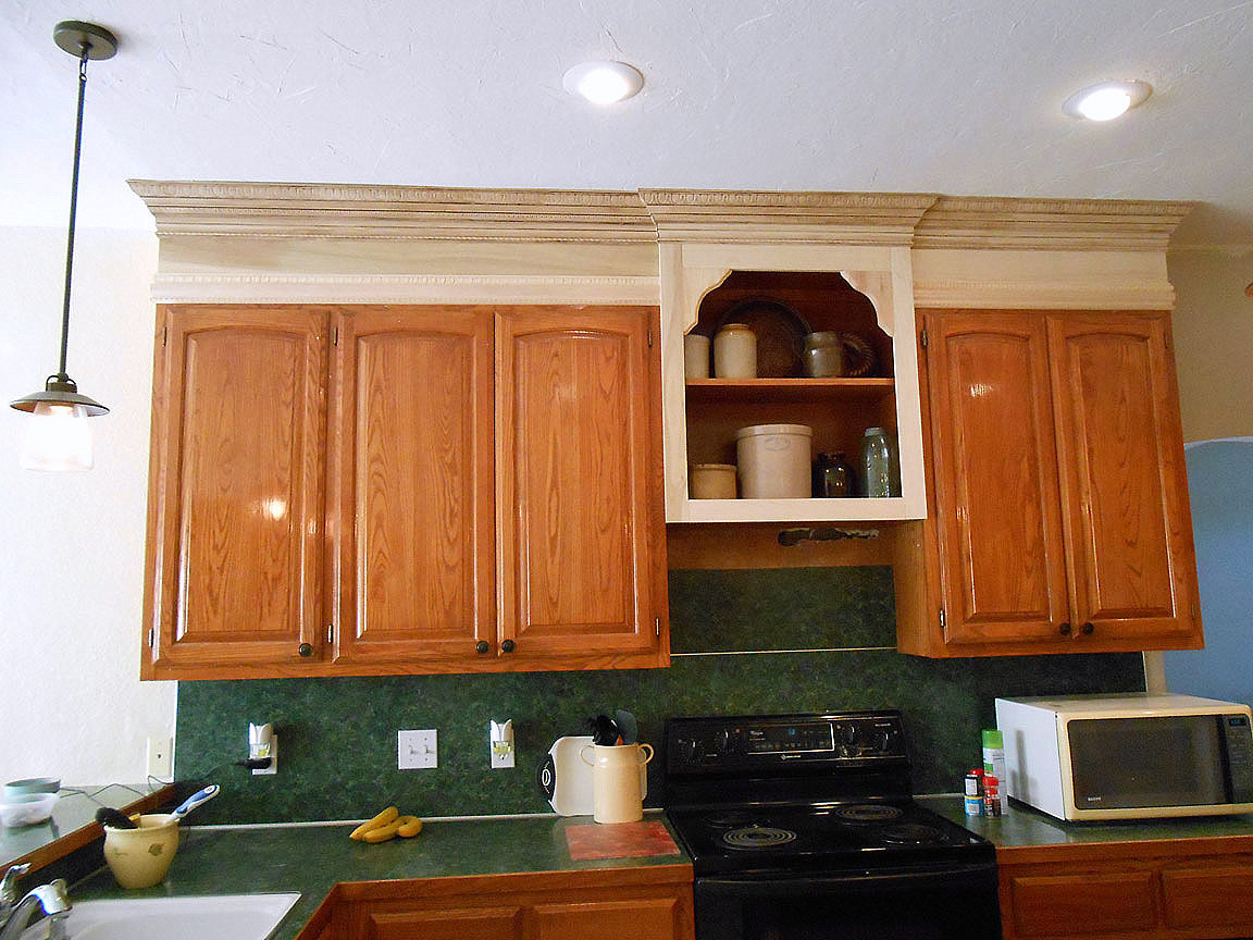 Best ideas about Upper Kitchen Cabinets . Save or Pin Project making an upper wall cabinet taller kitchen Now.