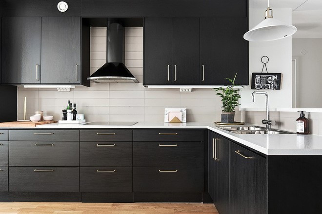 Best ideas about Upper Kitchen Cabinets . Save or Pin Kitchen Conundrum Upper Cabinets Open Shelves or Space Now.