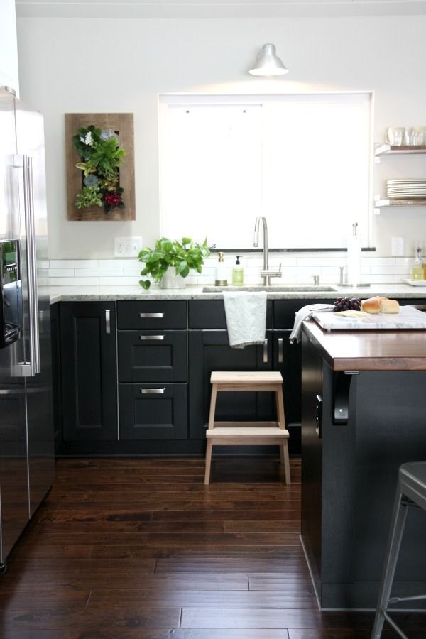 Best ideas about Upper Kitchen Cabinets . Save or Pin Kitchen from House Tweaking I know we made the right Now.