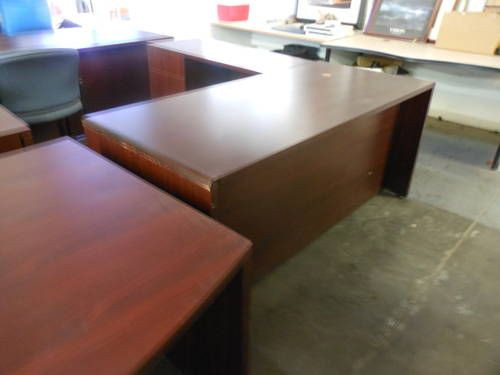 Best ideas about Used Office Furniture Phoenix . Save or Pin l shape desks in stock and ready to go in a few different Now.