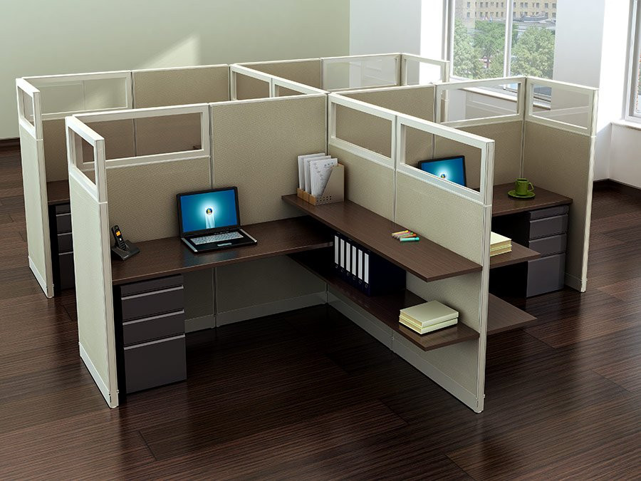 Best ideas about Used Office Furniture San Diego . Save or Pin Cubicles Archives San Diego Used fice Furniture Hooker Now.