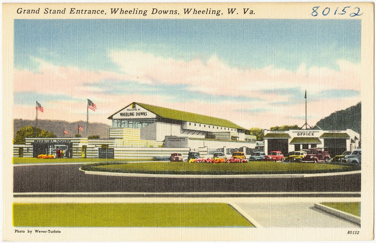Best ideas about Va Lottery Game Room . Save or Pin Wheeling Island Hotel Casino Racetrack Now.