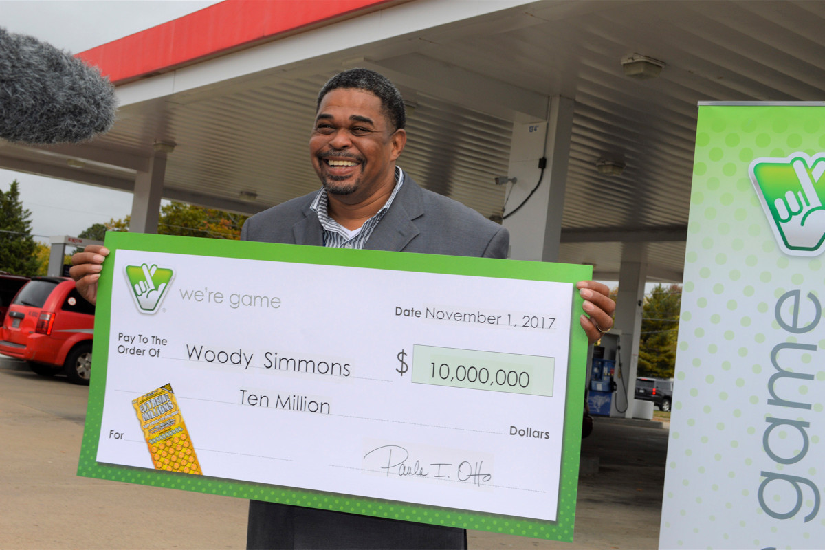 Best ideas about Va Lottery Game Room . Save or Pin Postal worker wins $10M in lottery scratch off game Now.