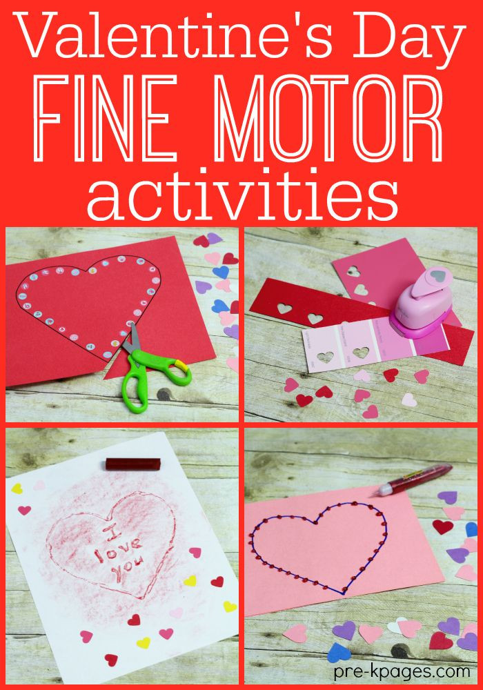 Best ideas about Valentine'S Day Craft Ideas For Preschoolers . Save or Pin 1000 images about Theme Valentine s Day on Pinterest Now.