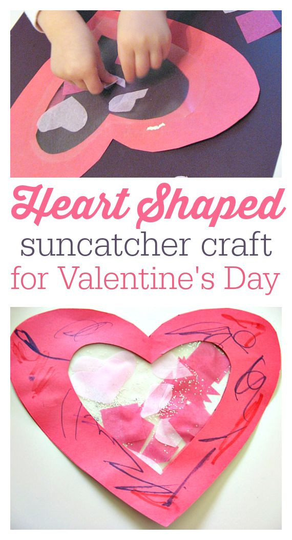 Best ideas about Valentine'S Day Craft Ideas For Preschoolers . Save or Pin 204 best Preschool Valentine s Day Crafts images on Now.