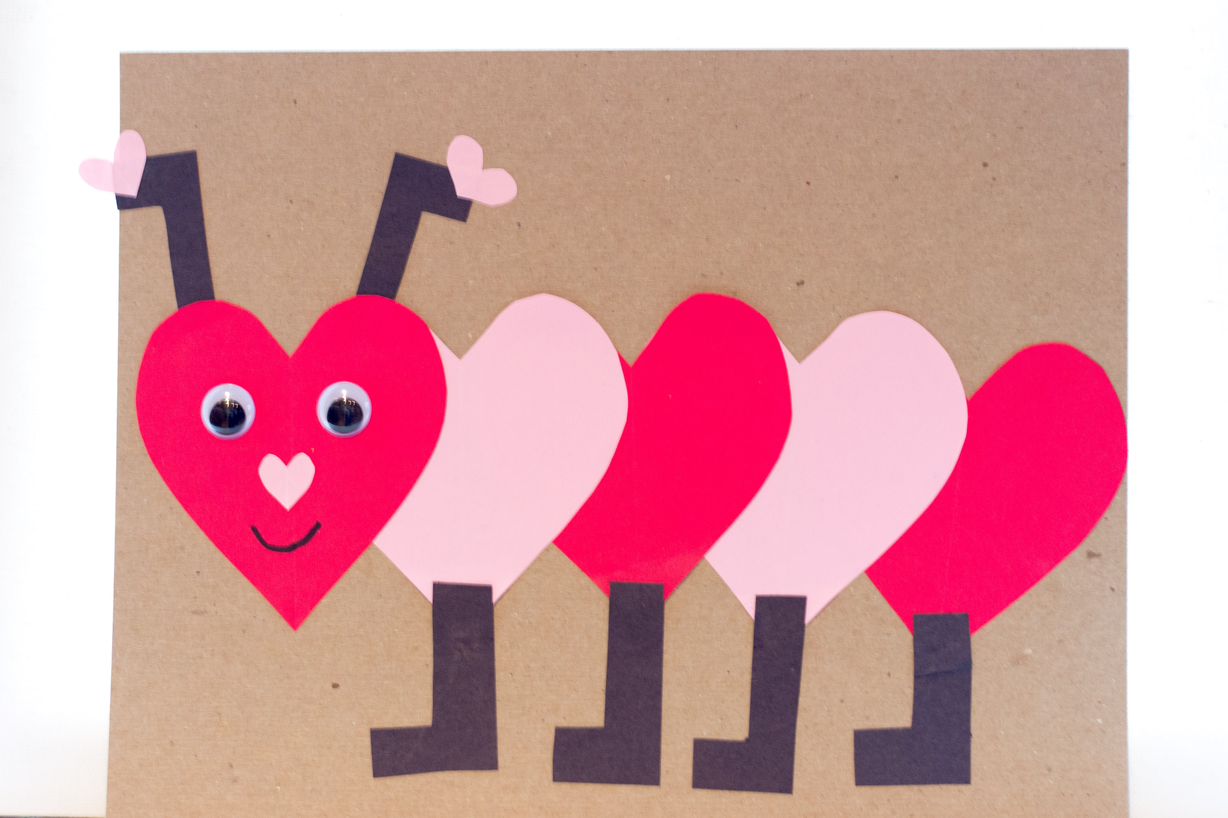 Best ideas about Valentine'S Day Craft Ideas For Preschoolers . Save or Pin kindergarten valentines project Now.