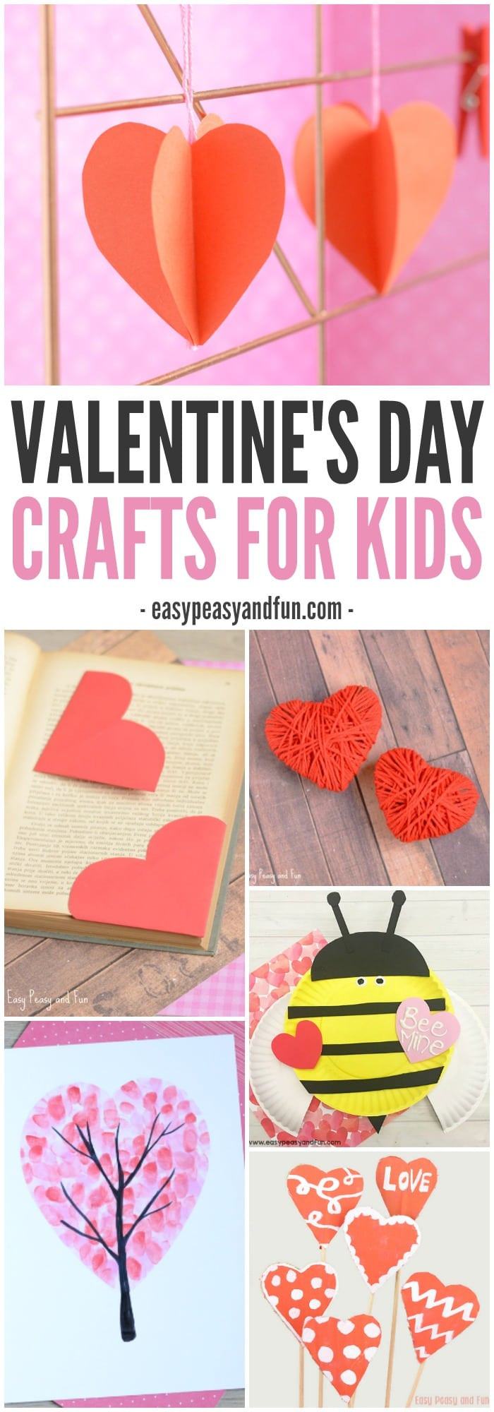 Best ideas about Valentine'S Day Craft Ideas For Preschoolers . Save or Pin Valentines Day Crafts for Kids Art and Craft Ideas for Now.