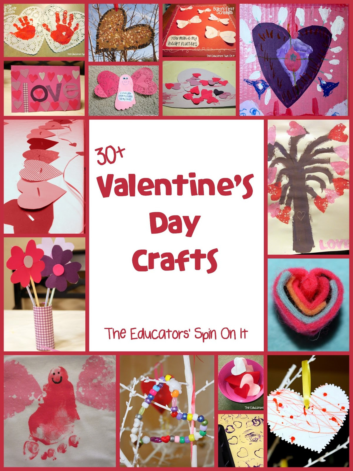Best ideas about Valentines Craft Ideas For Kids . Save or Pin 30 Valentine s Day Crafts and Activities for Kids The Now.
