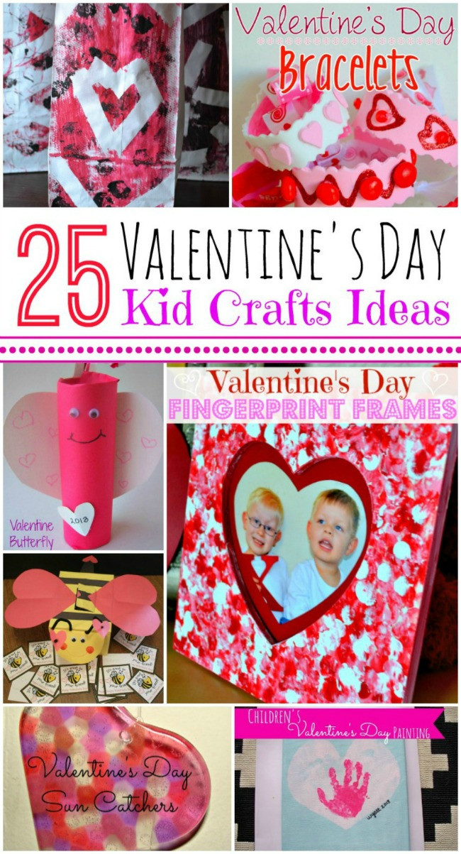 Best ideas about Valentines Day Craft Ideas For Kids . Save or Pin Love Bug Paper Plate Kid Craft Now.