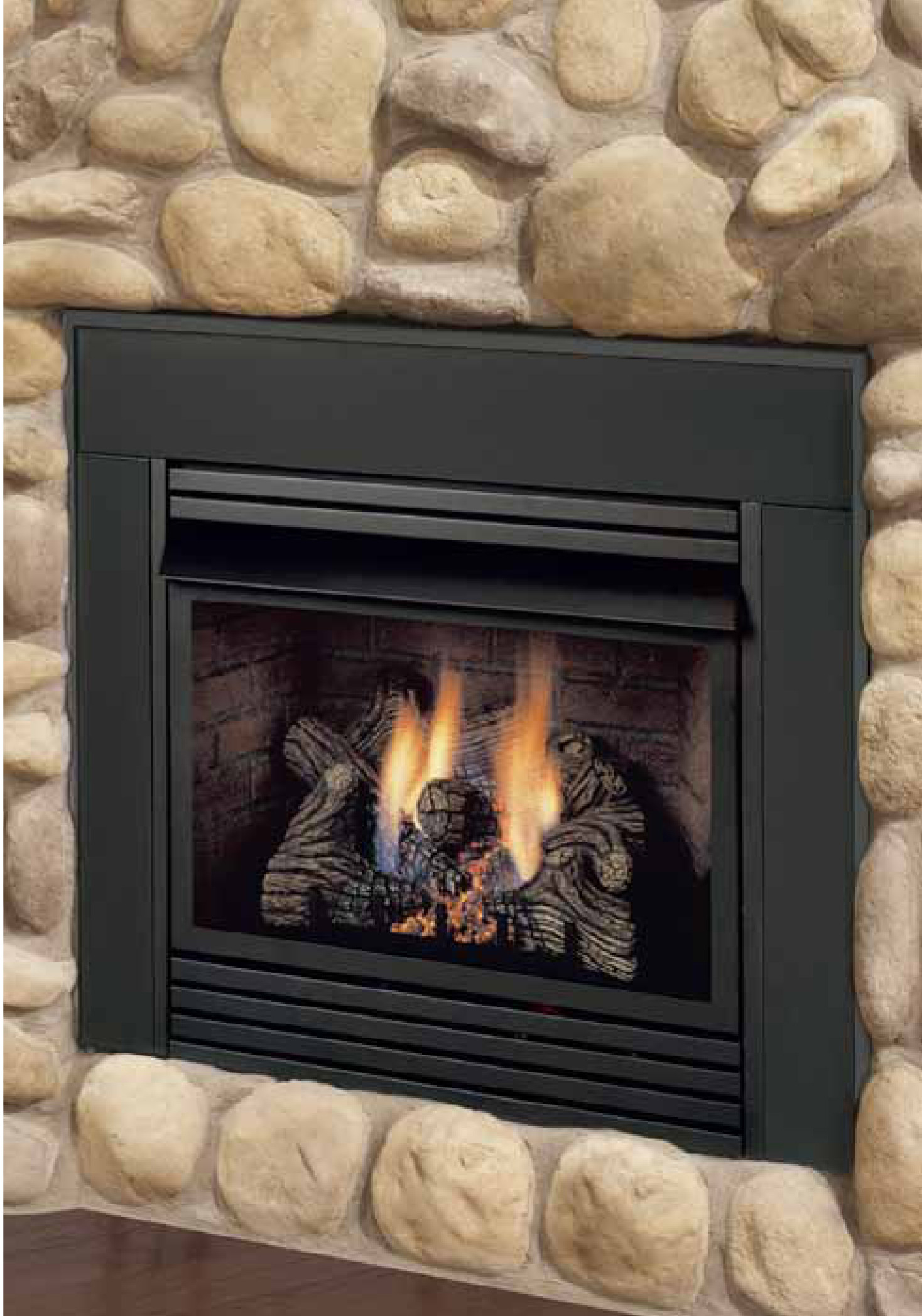 Best ideas about Ventless Gas Fireplace Inserts . Save or Pin Recreational Warehouse Ventless Logs Ventless Now.
