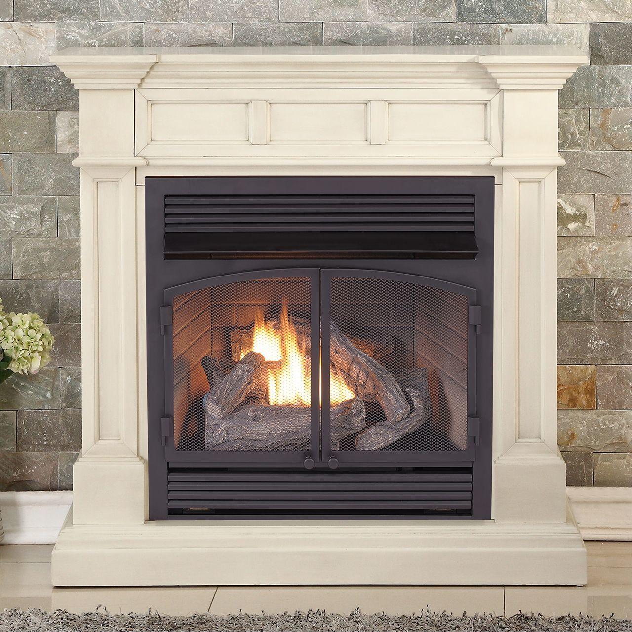Best ideas about Ventless Gas Fireplace Inserts . Save or Pin Ventless Gas Fireplace Insert Now.