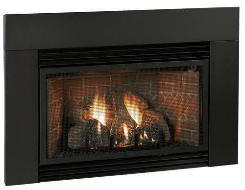 Best ideas about Ventless Gas Fireplace Inserts . Save or Pin Vent Free Gas Fireplace Insert Now.
