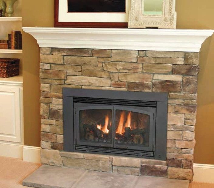 Best ideas about Ventless Gas Fireplace Inserts . Save or Pin Best 25 Fireplace inserts ideas on Pinterest Now.