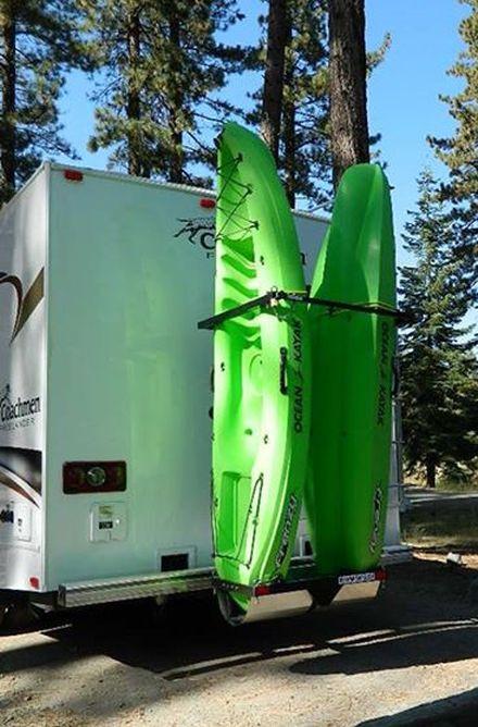 Best ideas about Vertical Kayak Storage . Save or Pin 17 Best ideas about Kayak Rack on Pinterest Now.