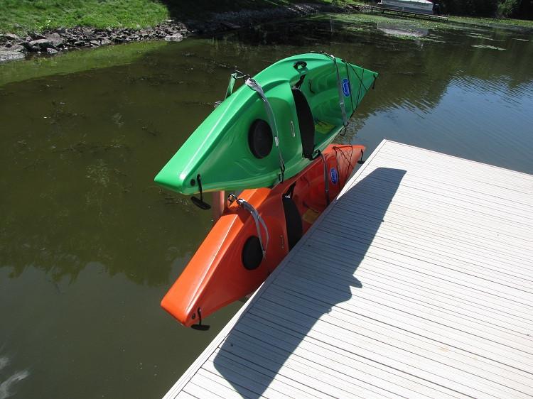 Best ideas about Vertical Kayak Storage . Save or Pin vertical kayak storage Archives MC Docks Now.