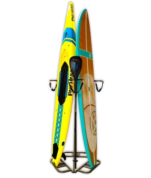 Best ideas about Vertical Kayak Storage . Save or Pin Outdoor Kayak Racks Now.