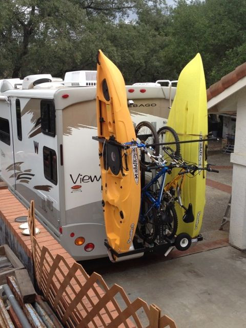 Best ideas about Vertical Kayak Storage . Save or Pin WEL E TO RVKAYAKRACKS THE FIRST VERTICAL RV KAYAK Now.