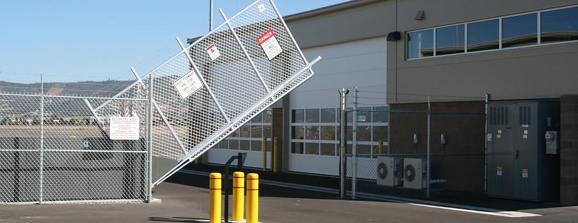 Best ideas about Vertical Pivot Gate . Save or Pin Tilt A Way 1 Vertical Pivot Security Gate Manufacturer Now.
