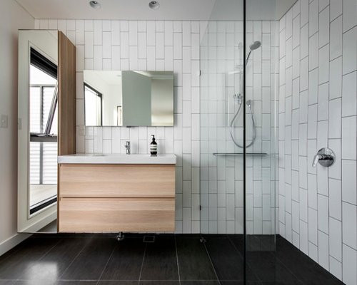 Best ideas about Vertical Subway Tile . Save or Pin Vertical Subway Tile Now.