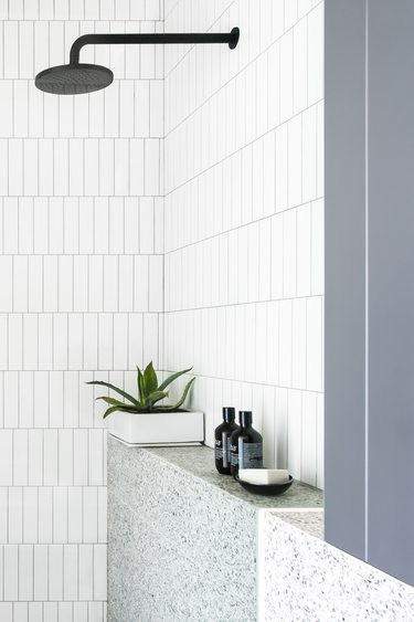 Best ideas about Vertical Subway Tile . Save or Pin 50 Subway Tile Ideas – Craftivity Designs Now.