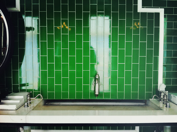 Best ideas about Vertical Subway Tile . Save or Pin tiles for la s Now.