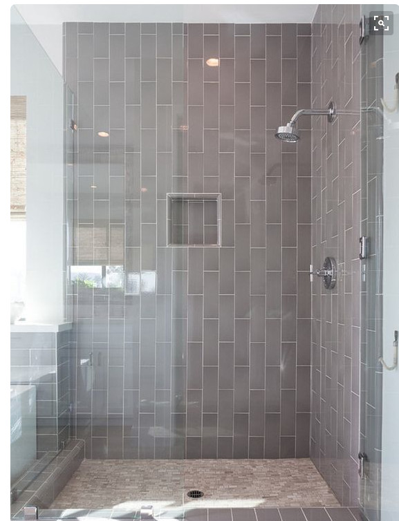 Best ideas about Vertical Subway Tile . Save or Pin Vertical Subway Tile Installation beauty decoration Now.
