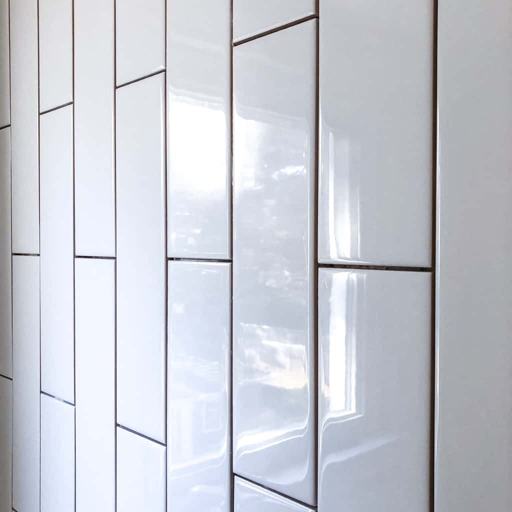 Best ideas about Vertical Subway Tile . Save or Pin How to Install Vertical Subway Tile ORC Week 3 The Now.