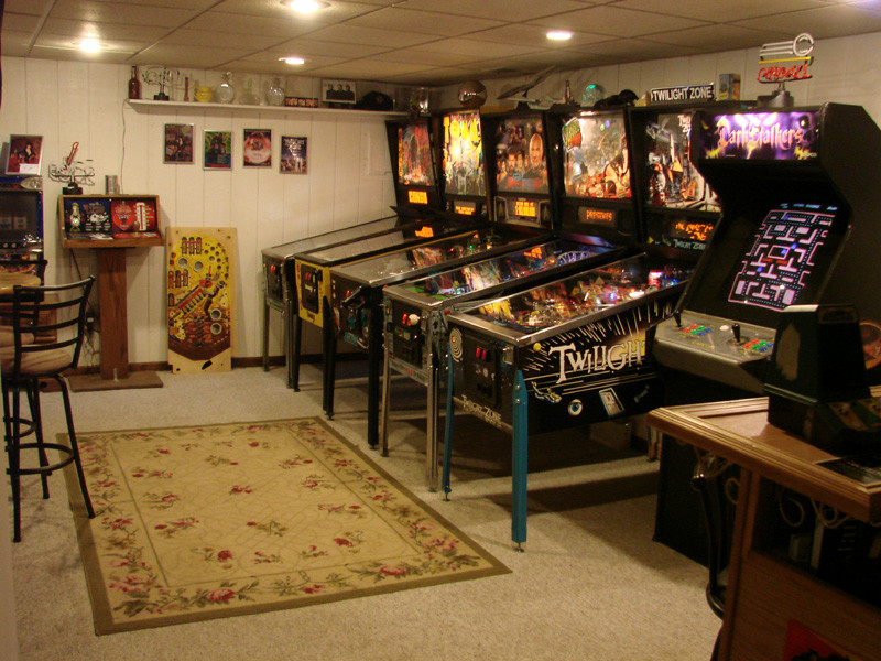 Best ideas about Video Game Room Furniture . Save or Pin The ABC of Planning your Game Room Gaming Space Now.