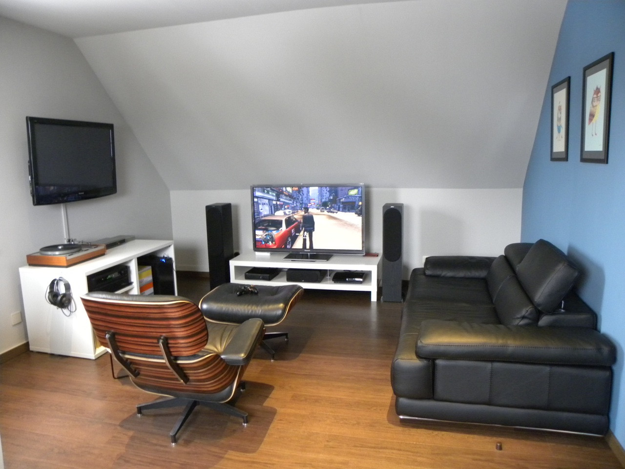 Best ideas about Video Game Room Furniture . Save or Pin 15 Awesome Video Game Room Design Ideas You Must See Now.