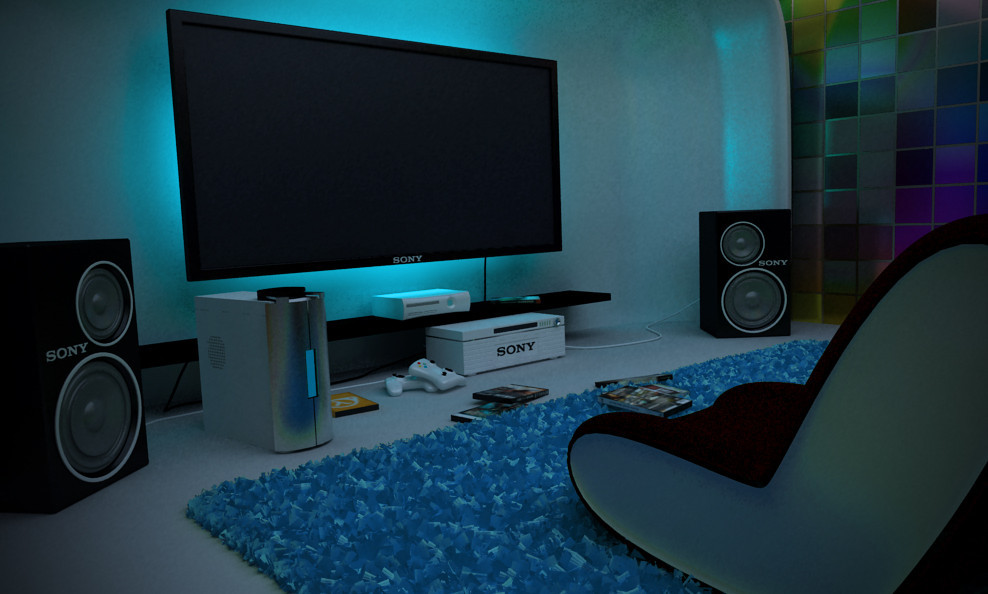 Best ideas about Video Game Room Furniture . Save or Pin Video Game Room Furniture Now.