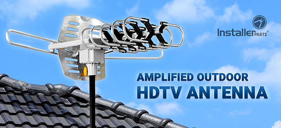 Best ideas about Viewtv Outdoor Amplified Antenna . Save or Pin Amazon InstallerParts Amplified Outdoor HDTV Antenna Now.