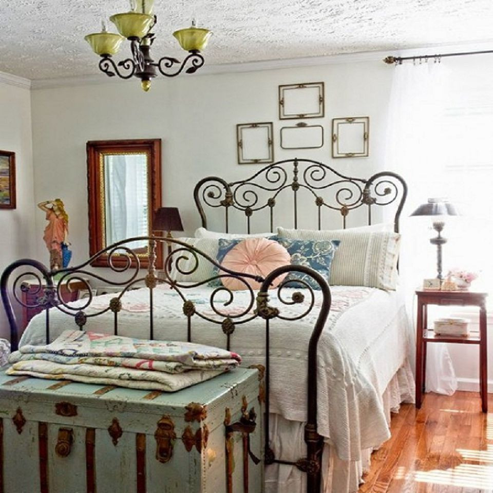 Best ideas about Vintage Bedroom Ideas . Save or Pin Vintage Bedroom Decorating Ideas and s Now.