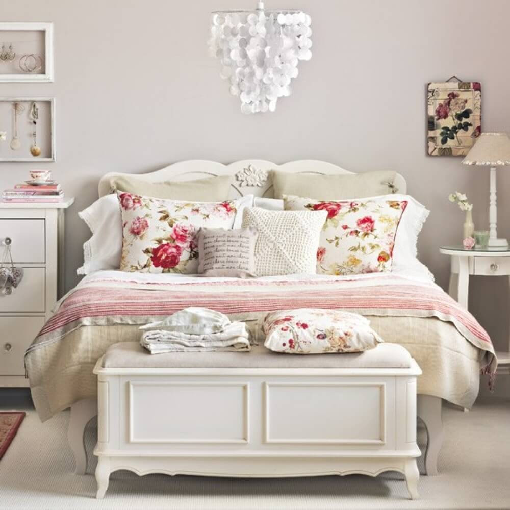 Best ideas about Vintage Bedroom Ideas . Save or Pin 33 Best Vintage Bedroom Decor Ideas and Designs for 2019 Now.