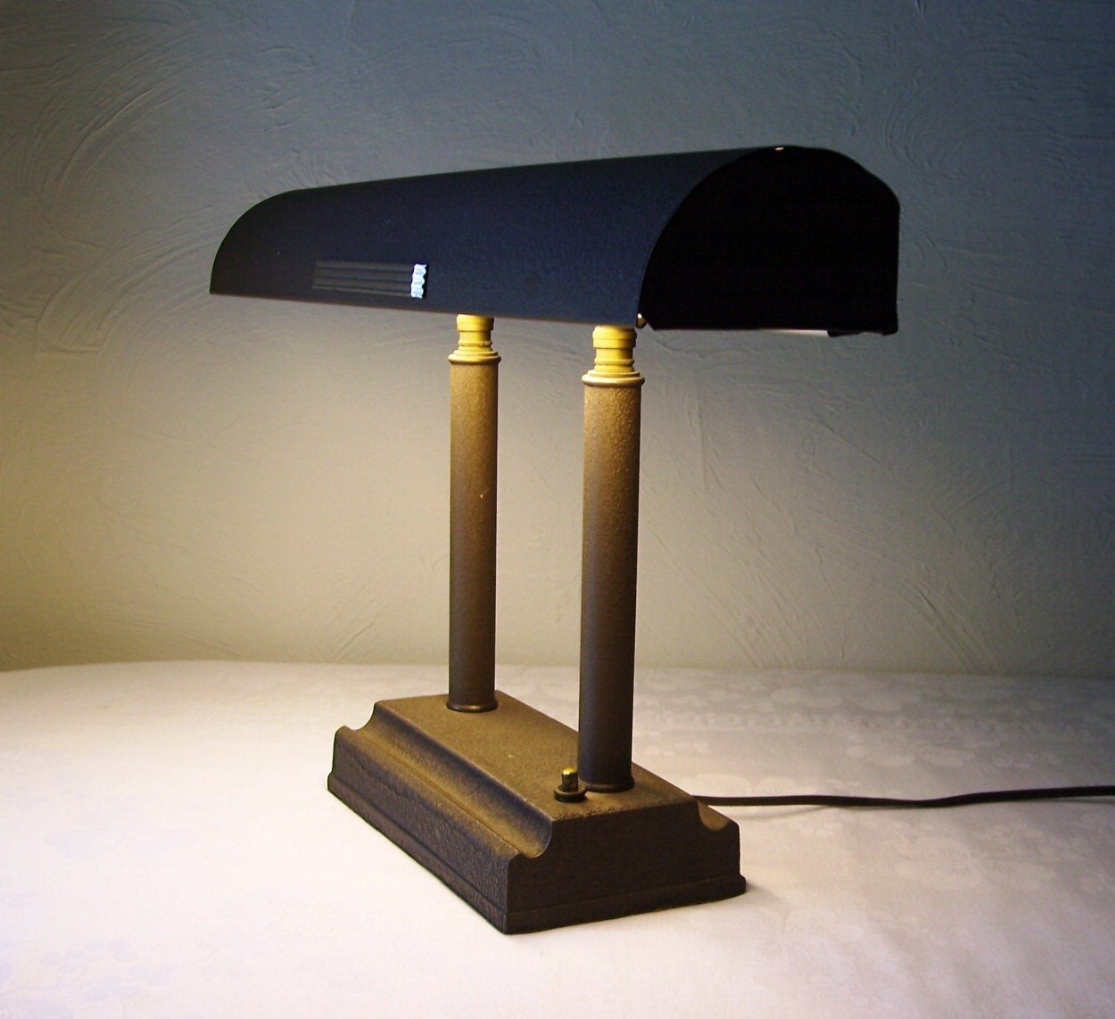 Best ideas about Vintage Desk Lamp . Save or Pin vintage art deco desk lamp adjustable light Now.