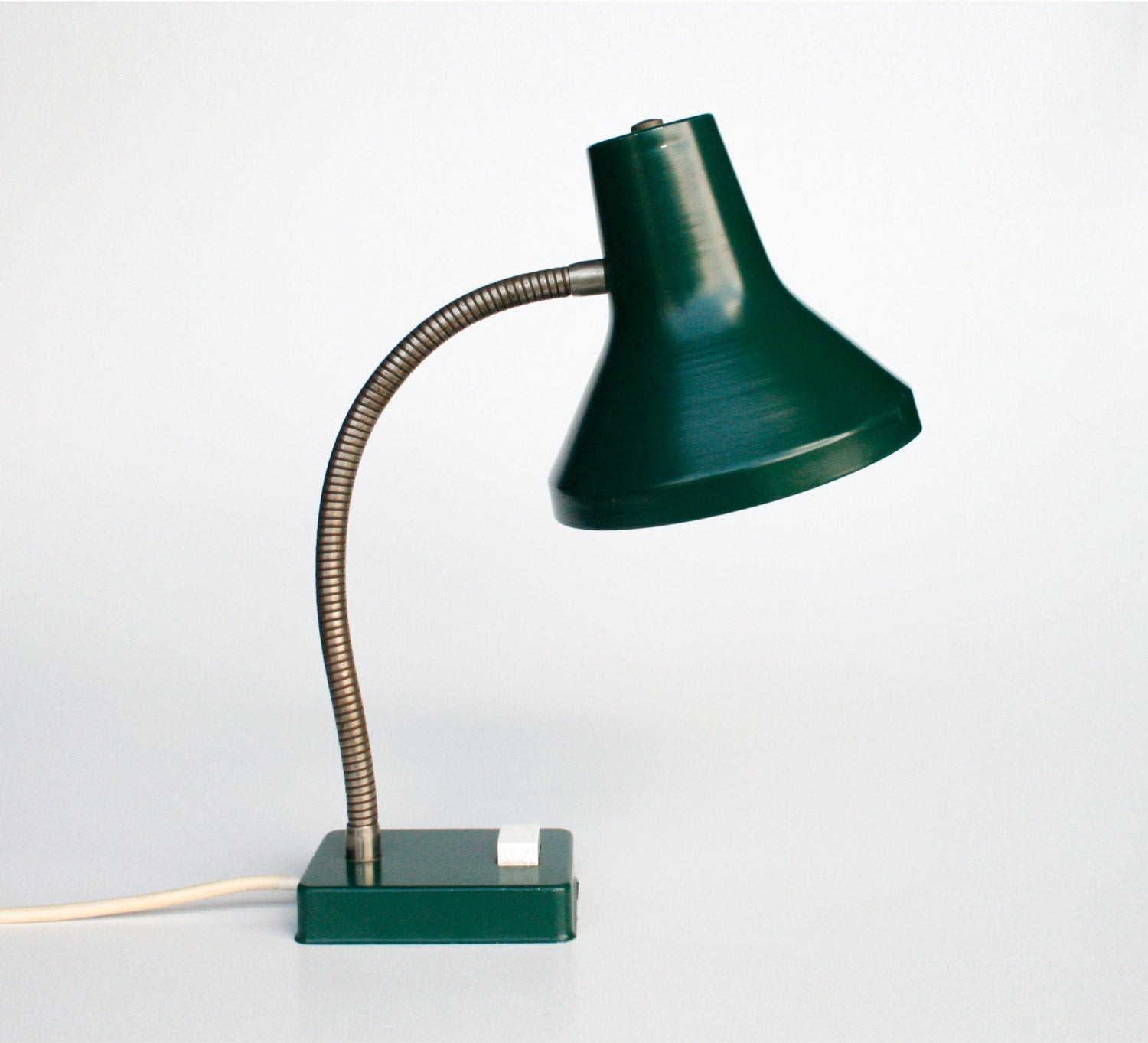 Best ideas about Vintage Desk Lamp . Save or Pin Vintage Gooseneck Table Lamp Desk Lamp by Now.