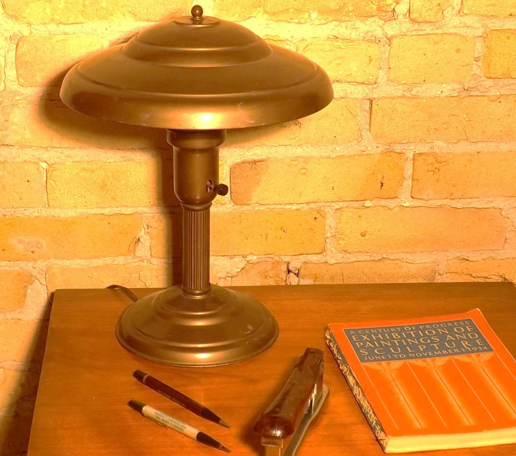 Best ideas about Vintage Desk Lamp . Save or Pin Vintage Desk Lamp Metal Shade Task Light Mid Century Now.