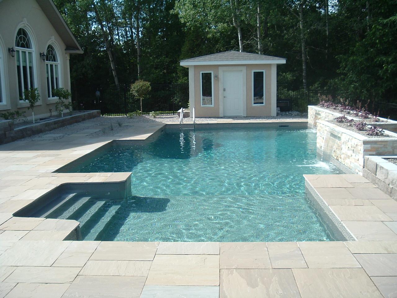 Best ideas about Vinyl Inground Pool . Save or Pin Vinyl Inground Swimming Pools for Ottawa Homes Now.