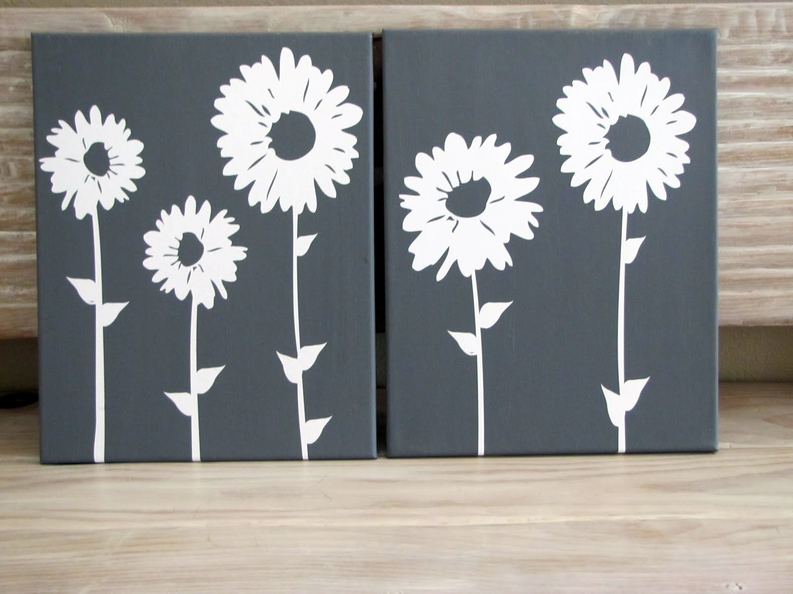 Best ideas about Vinyl Wall Art . Save or Pin Vinyl Wall Art Canvas TUTORIAL craft Little Miss Momma Now.