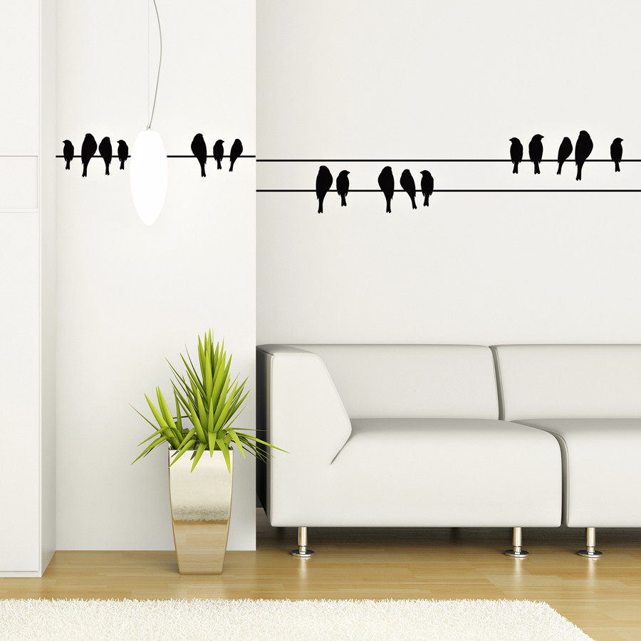 Best ideas about Vinyl Wall Art . Save or Pin Vinyl Wall Art Home Wall Decor Ideas Now.