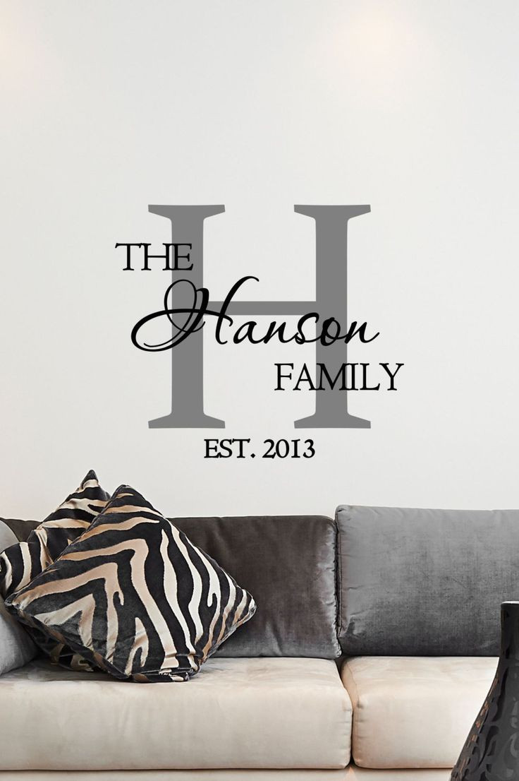 Best ideas about Vinyl Wall Art . Save or Pin Best 20 Vinyl wall art ideas on Pinterest Now.