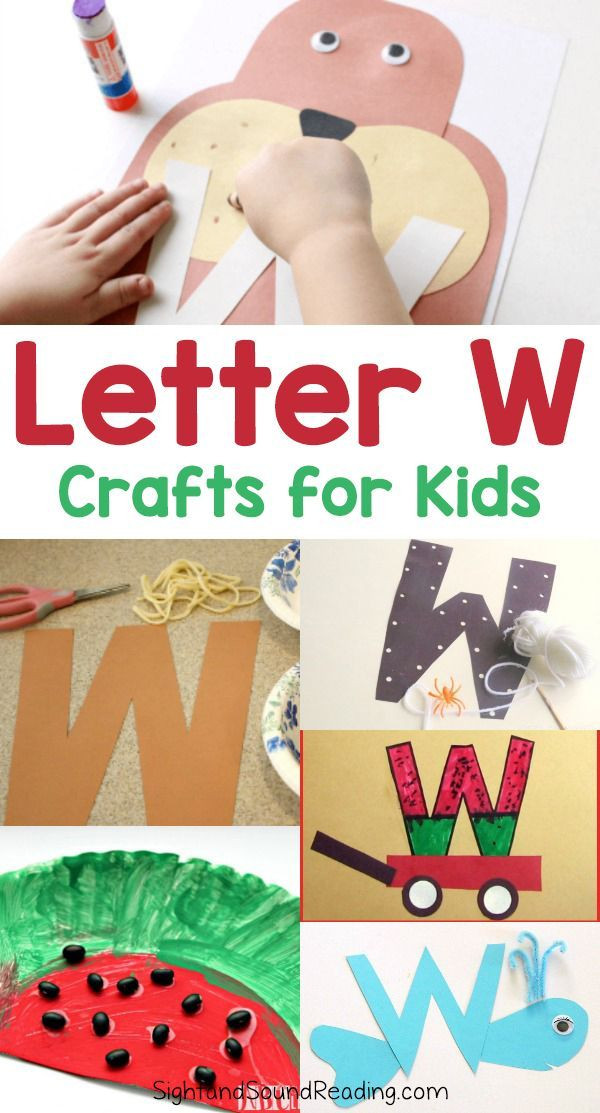Best ideas about W Crafts For Preschoolers . Save or Pin Best 25 Letter w crafts ideas on Pinterest Now.