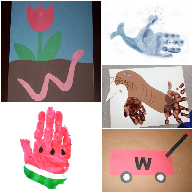 Best ideas about W Crafts For Preschoolers . Save or Pin 13 Letter W Activities Now.